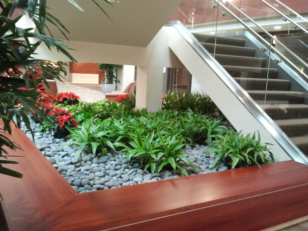 Interior Planter Bed